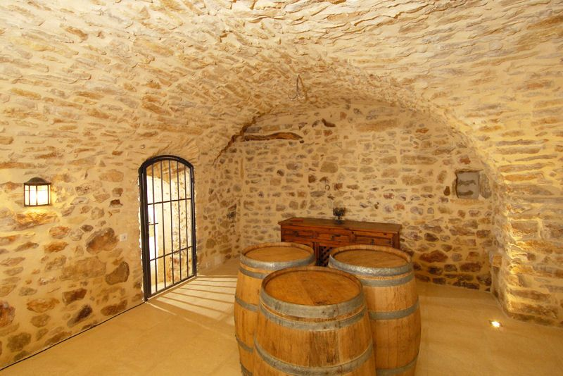la cave vins un lieu unique future wine cellar home sweet home pinterest wine cellars. Black Bedroom Furniture Sets. Home Design Ideas