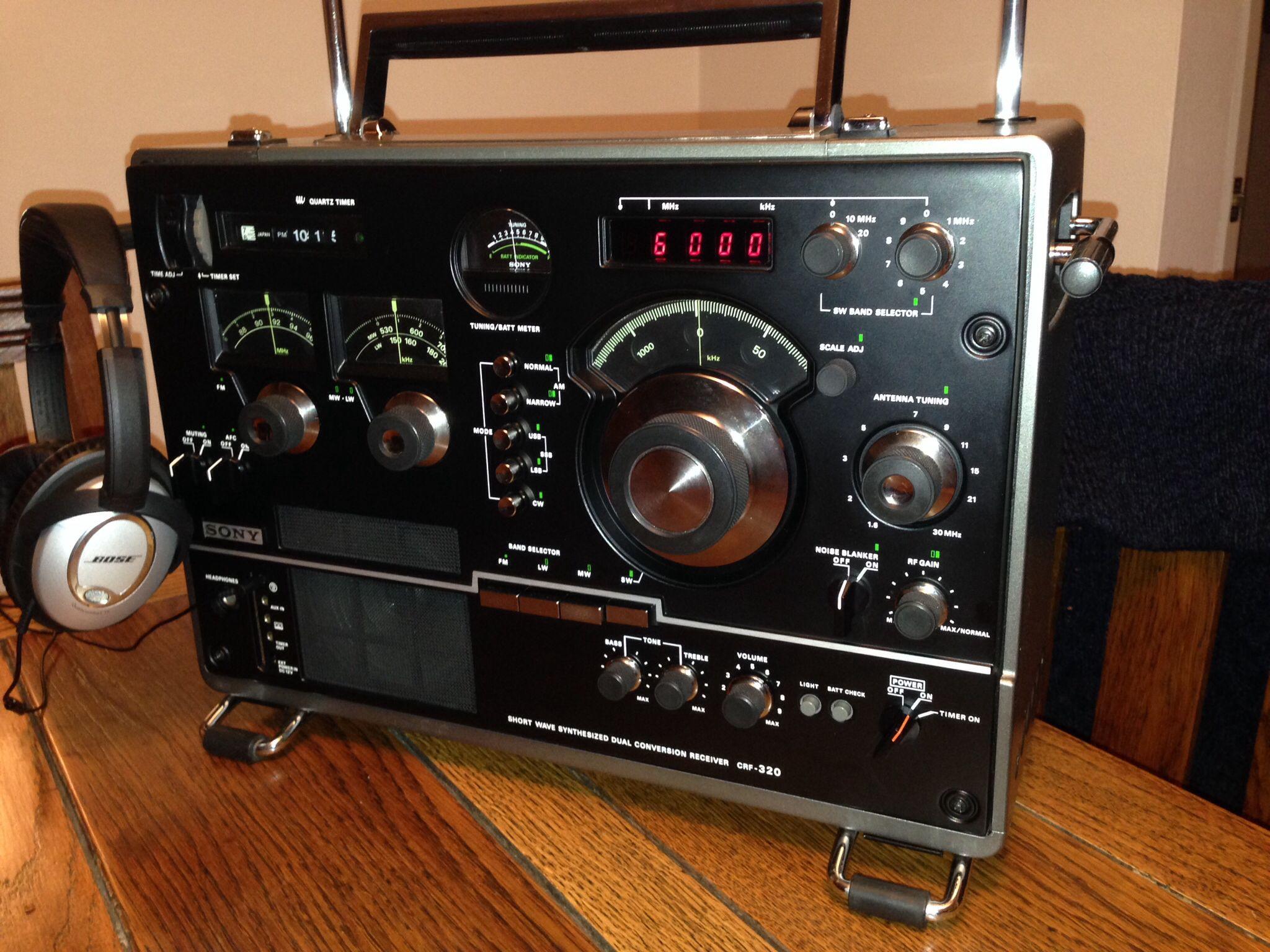 Radio Shortwave Uhf 433mhz