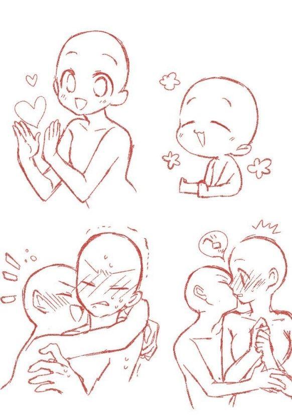 Pin de BaoJun Ye en Anime tutorial | Pinterest | Dibujo, Bocetos y ...
