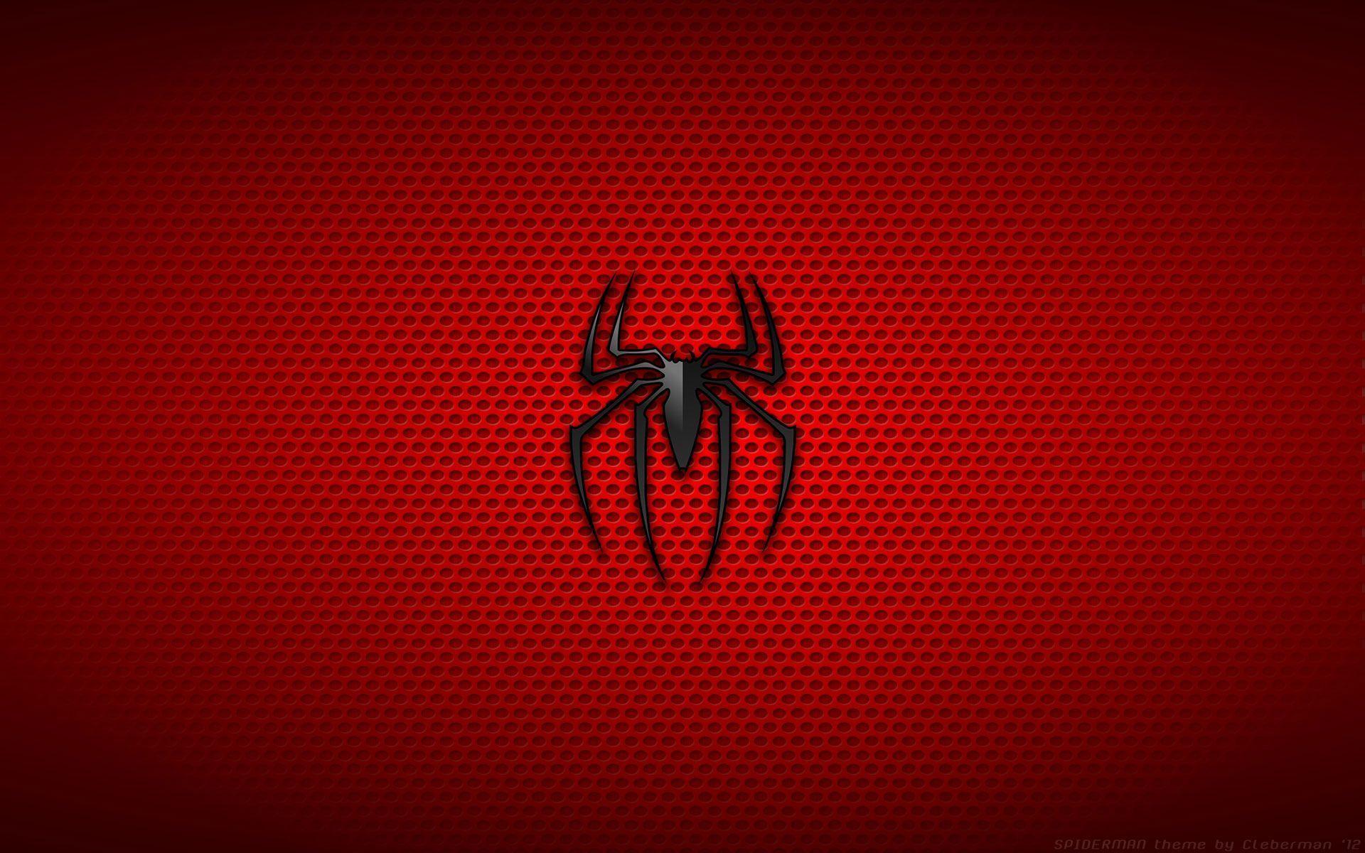 spiderman logo hd wallpaper 1920x1080 via classy bro cool