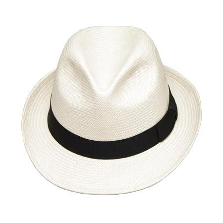 4a8f8a87 Wholesale Paper Straw Hat White Trilby Hats | straw hats | Trilby ...