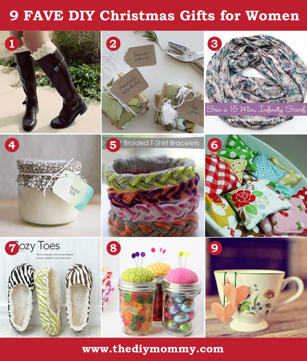 diy Christmas gifts | Handmade Christmas: DIY Gift Ideas ...