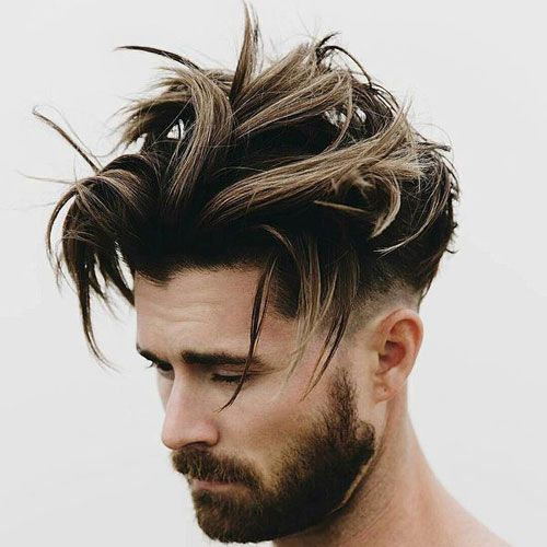 37 Messy Hairstyles For Men 2020 Guide Men Hair Color Medium Hair Styles Long Hair Styles Men