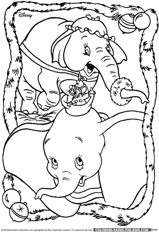Disney Dumbo Coloring Pages Bing Images Disney Coloring Pages Christmas Coloring Pages Christmas Coloring Sheets