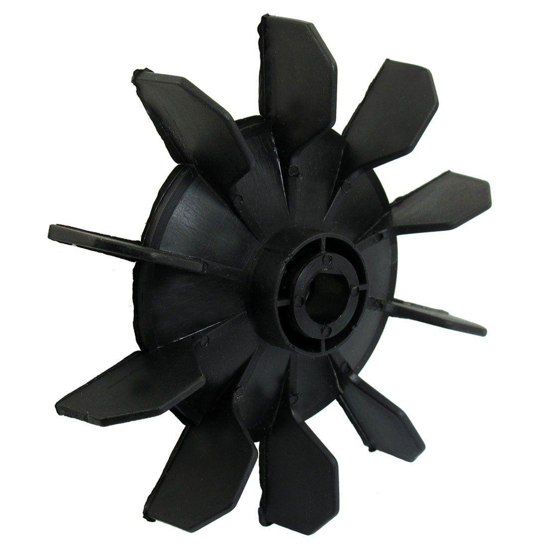 Yoc 5 New Air Compressor Part Black Plastic 14mm Inner Dia Ten