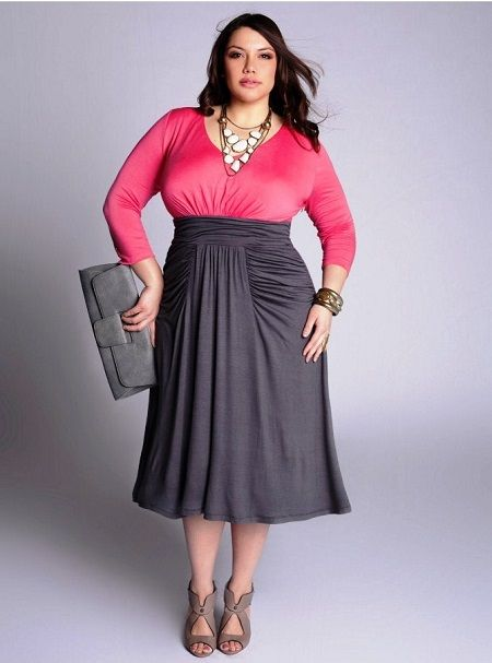 Fashion For Curvy Women: Making The Best Choice #Curves #Women ...