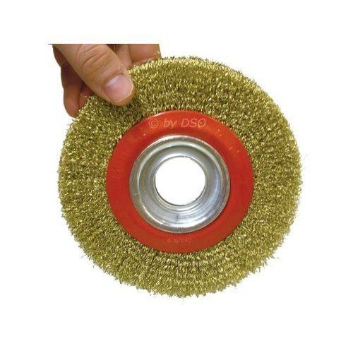 toolzone 6 wire wheel for bench grinder bench grinder