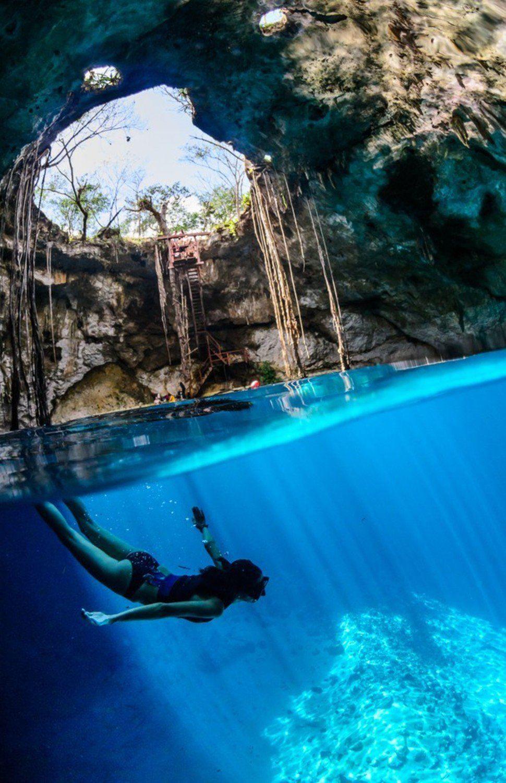 Cenote Noh Mozón