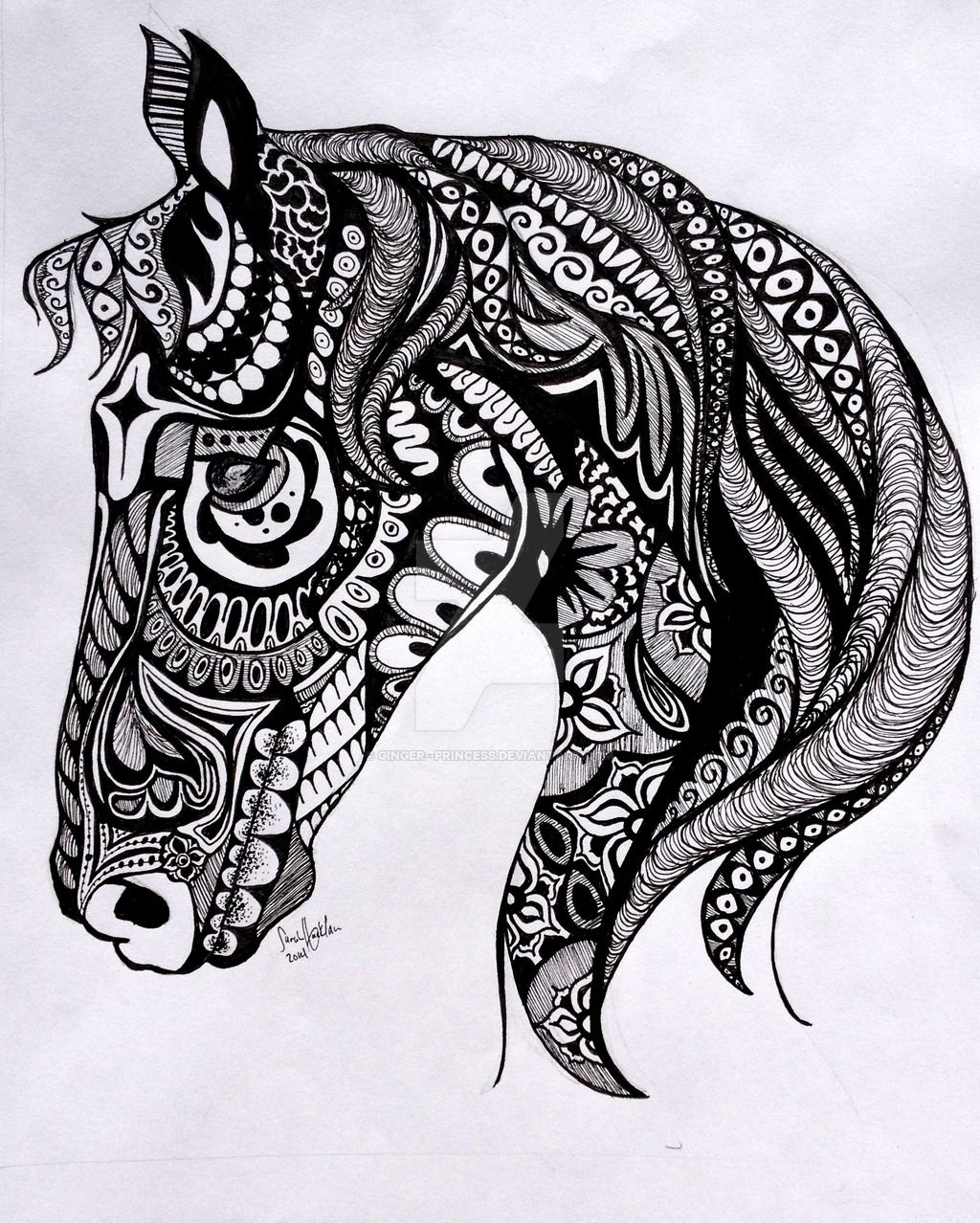 Pin by FOSTER GINGER on COLORING BOOK ZENTANGLES
