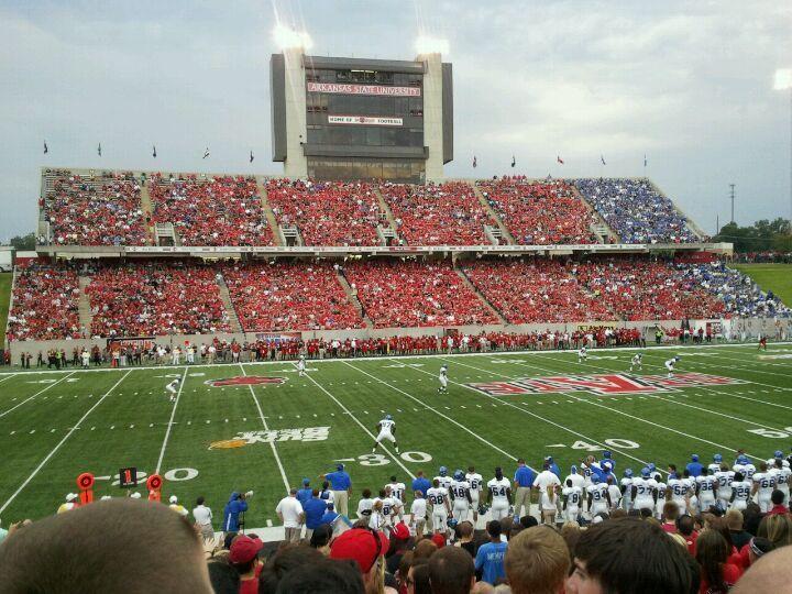 centennial bank stadium jonesboro ar