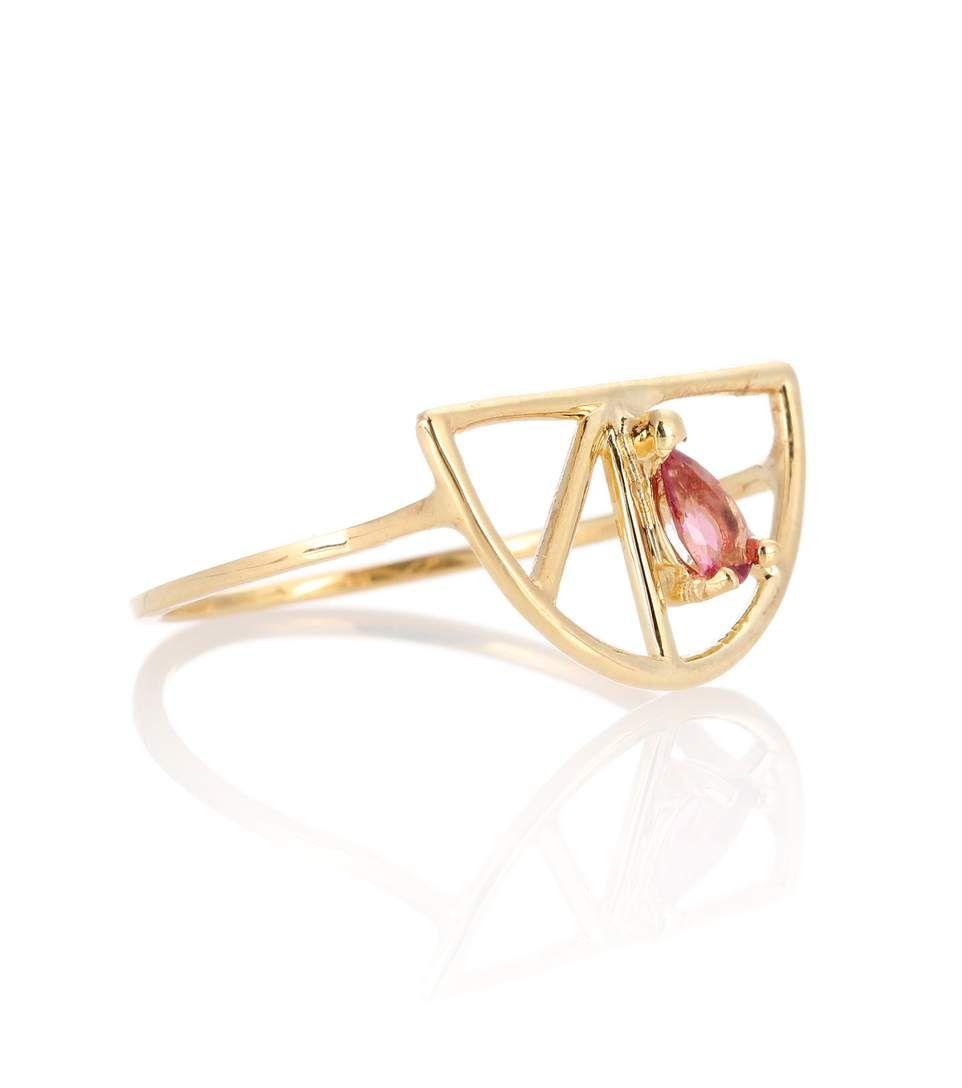 Aliita cuff ring - Pink & Purple yWy3c2O