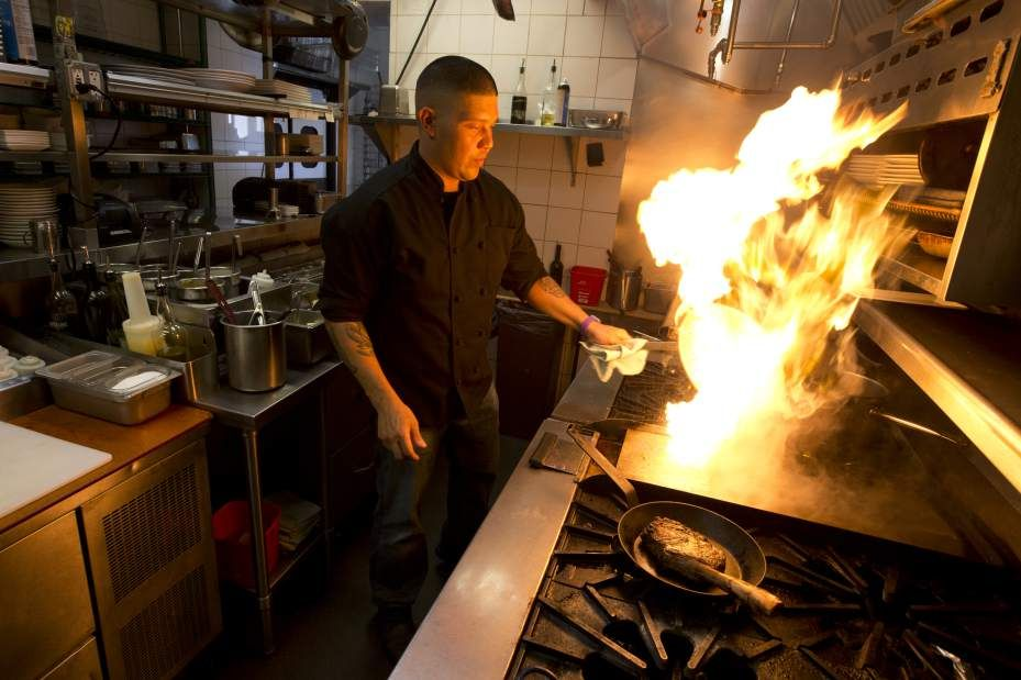 The Blacksmith Restaurant After 15 Years Continues To Deliver