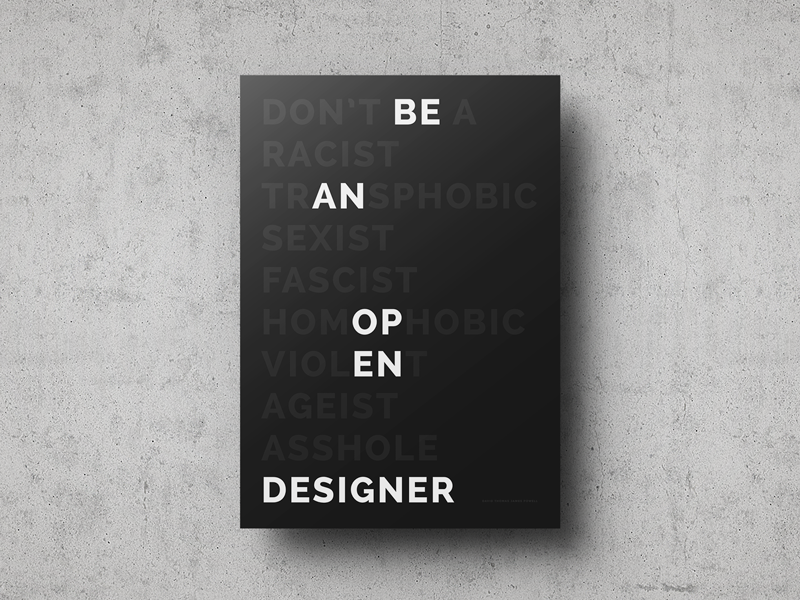Break through the marketing noise with bold minimalist flyers ...