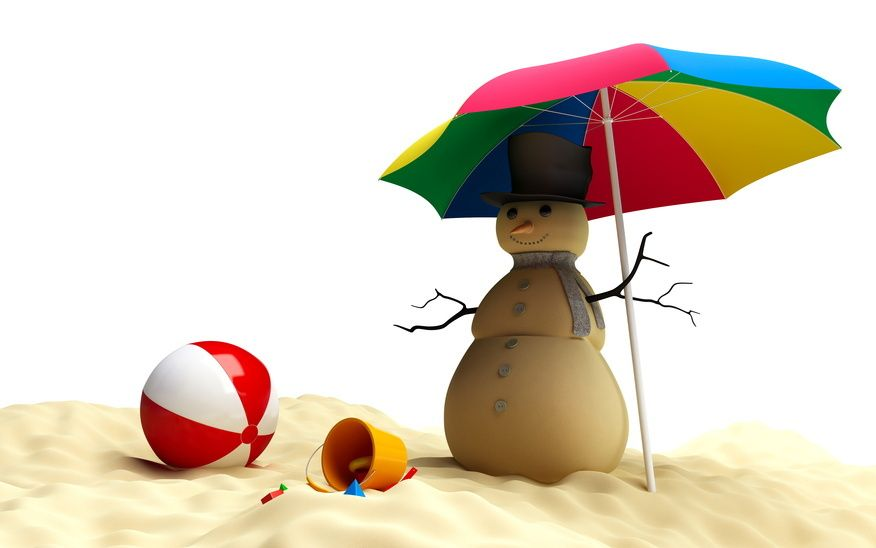 Tips for Celebrating Christmas in July #holidaysinjuly