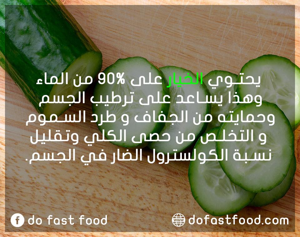 الخيار Fast Food Food Cucumber