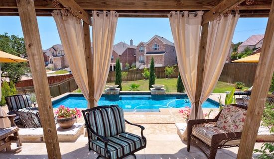 Pergola Curtains Your Complete Measuring Guide Outdoor Drapes Pergola Curtains Pergola