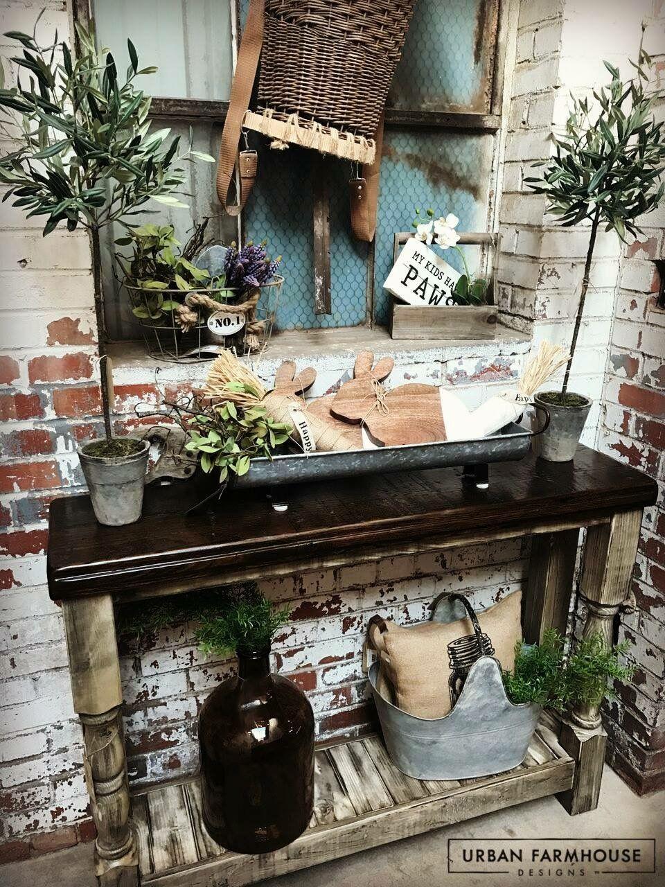 Furniture Urban Farmhouse Decor Portraits