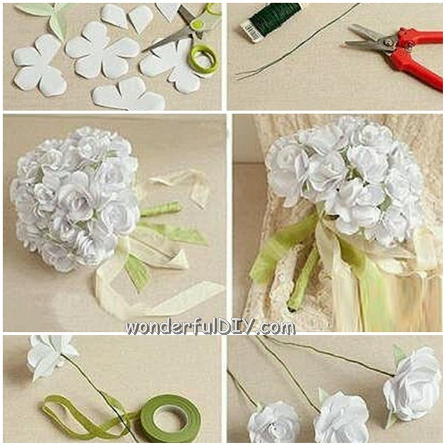 Wonderful diy flower bouquet for wedding diy flower flower wonderful diy flower bouquet for wedding izmirmasajfo Image collections