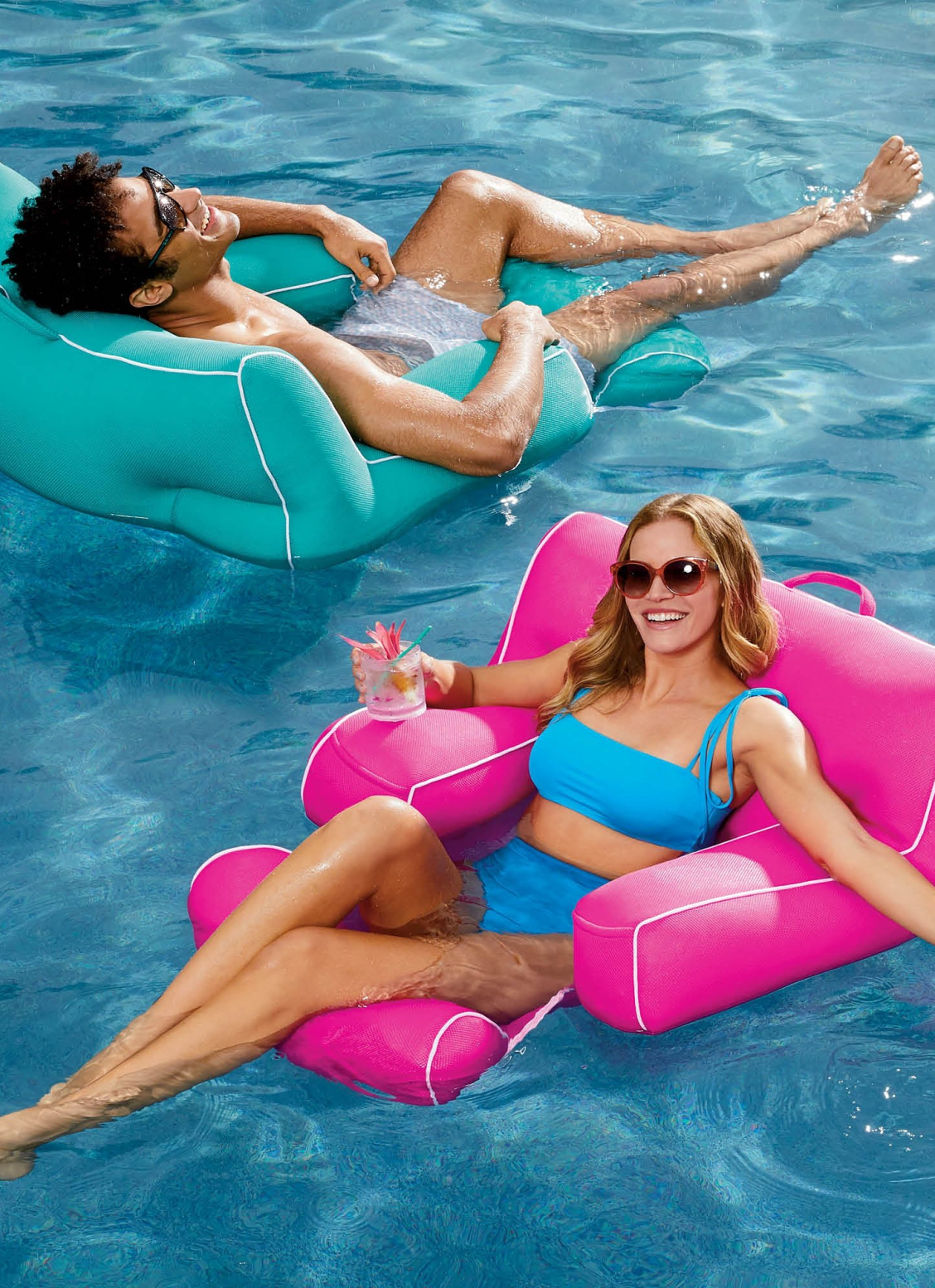 Floating Mesh Pool Chair Cool Pool Floats Swimming Pool Floats Pool Chairs