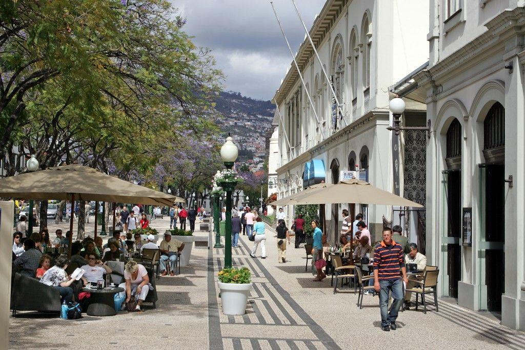 Funchalissa kannattaa vierailla museoissa! |