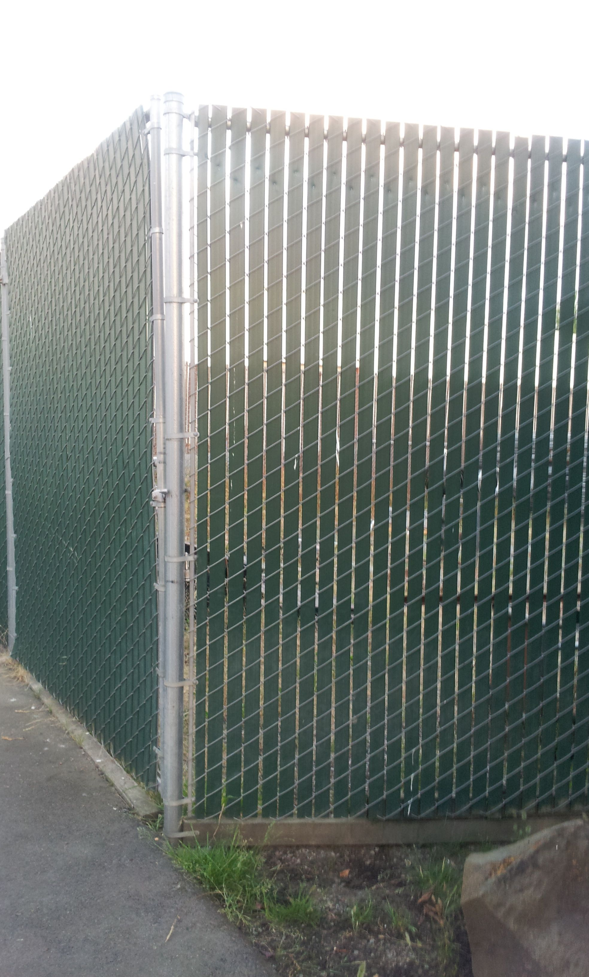 Green view guard chain link fence. City Wide Fence — 206-763-8282 ...