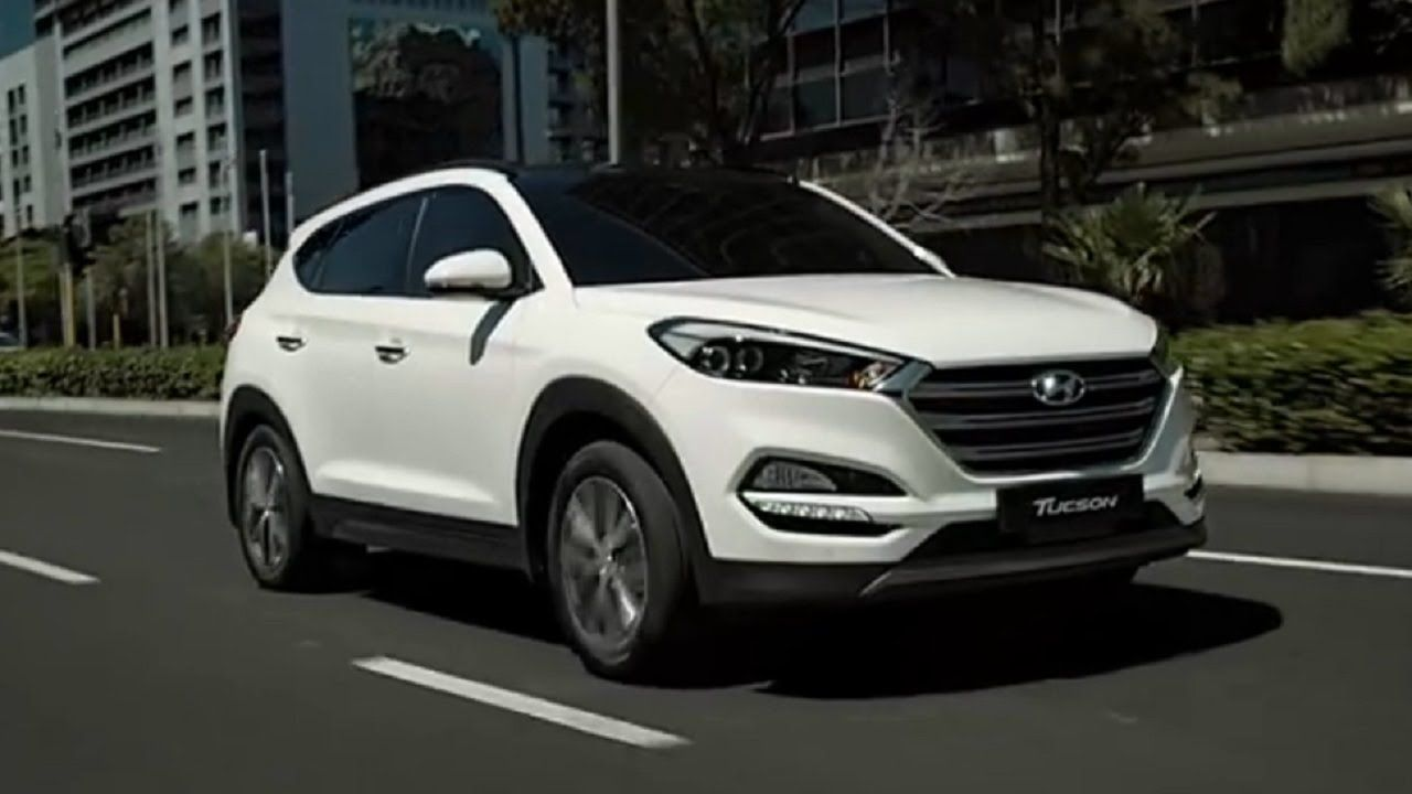 2017 Hyundai TUCSON Detailed First Look Hyundai tucson
