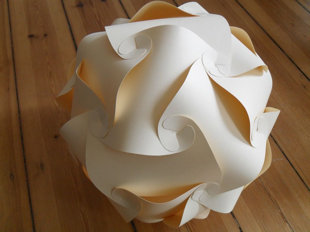 Lampshades. Really want to try it!!