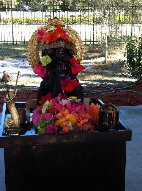 Navagraha Shani Temple Fort Myers, Florida: Shani Havan