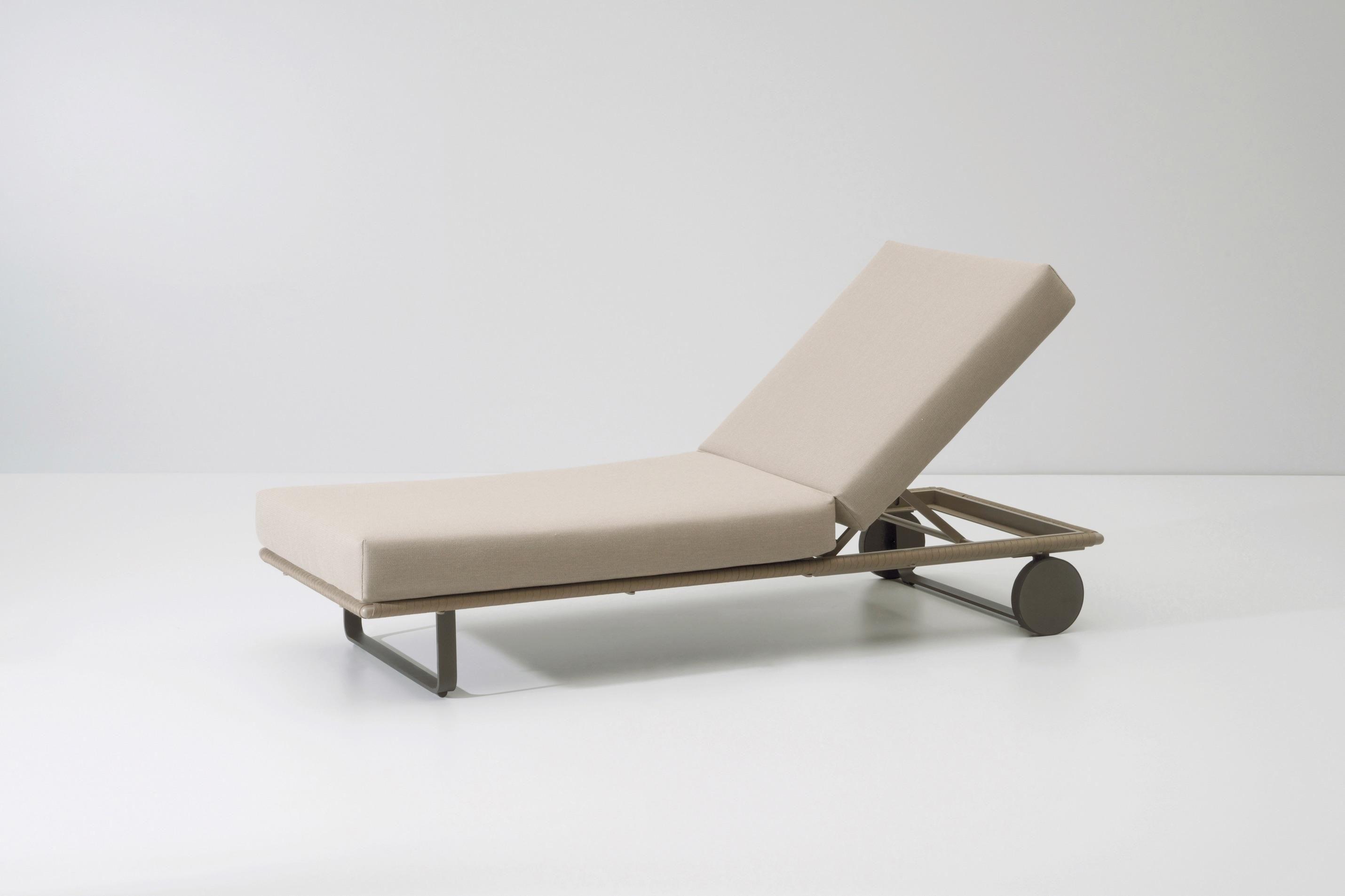 Kettal | Bitta | Deckchair | Mobiliario exterior | Pinterest ...