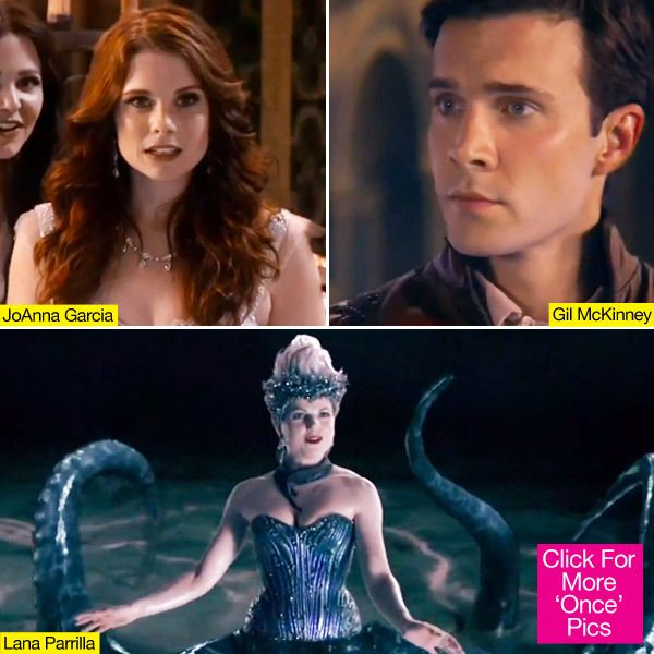 once upon a time abc/ariel | PICS] 'Once Upon A Time': Ariel & Ursula — Little Mermaid First ...