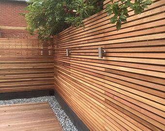 Premium Canadian Western Red Cedar Sertiwood Cladding Tongue Etsy In 2020 Cedar Cladding Cedar Fence Wooden Fence