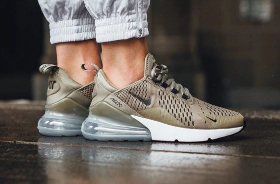 Neutral Olive Coats The Max Nike Air Max The 270 Tênis