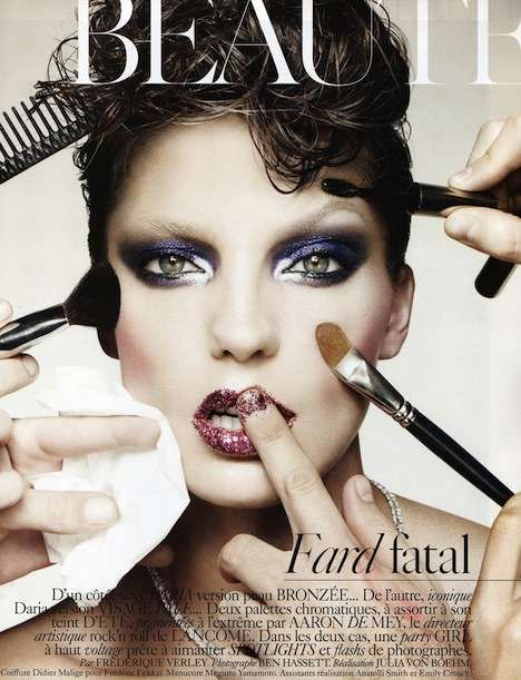 100 Glamorous New Year S Makeup Ideas Maquillaje De Año Nuevo Como Maquillarme Maquillaje De Belleza