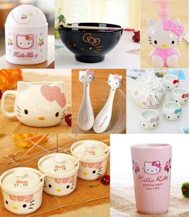 Hello Kitty Kitchen Accessories: Hello Kitty Kitchen, Hello