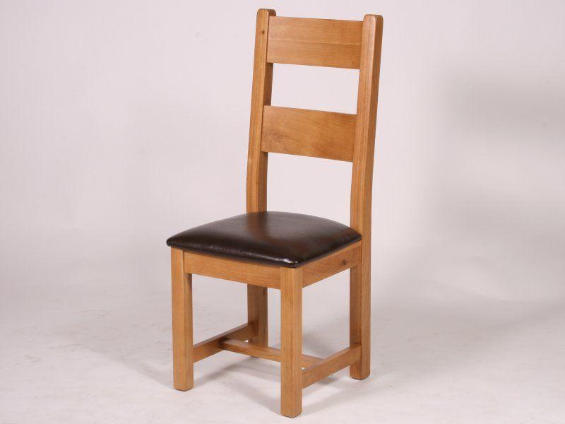 Malvern Oak Ladder Back Dining Chair