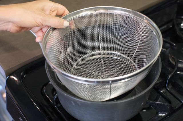 How To Steam A Tamale Without A Steamer Basket Tamales Steaming Tamales Steamer Basket