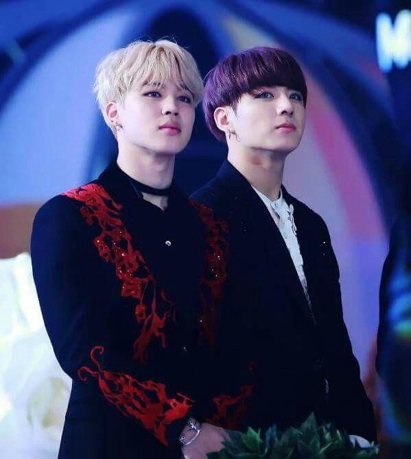 ♡ Jimin & Jongkook ♡