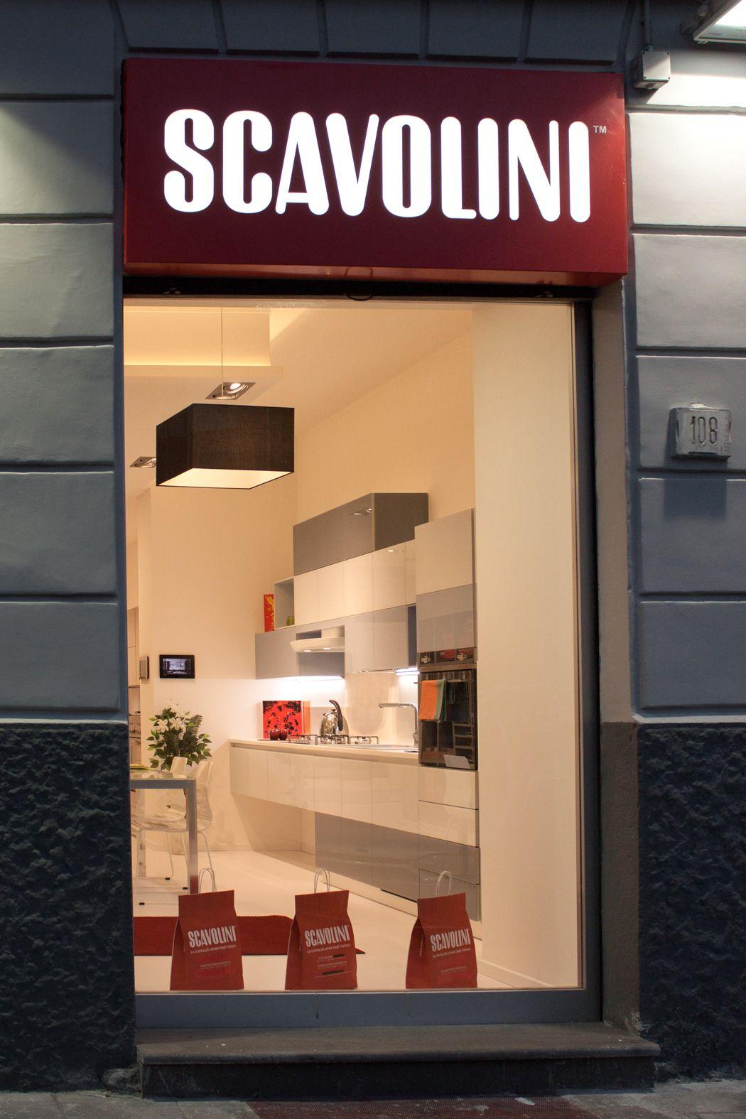 Scavolini Store Napoli Fuorigrotta by Gielle Interni srl