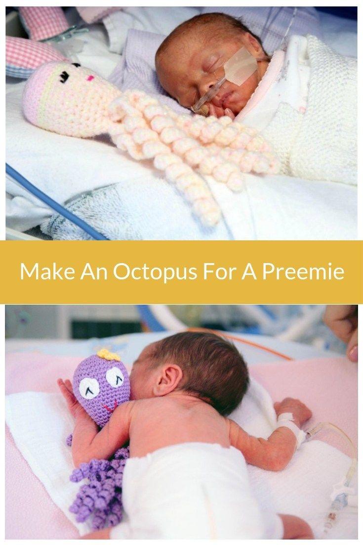 Crochet Octopus | Free Knitting Patterns | Handy Little Me #crochetoctopus