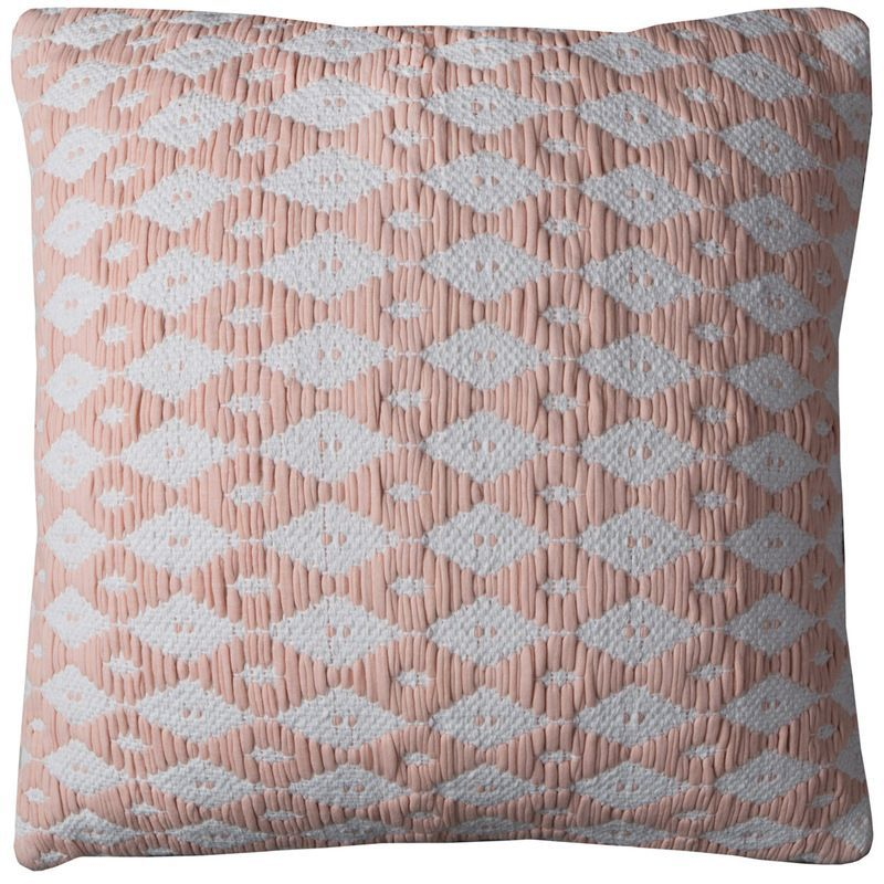 One Of A Kind Accent Pillow Cover (Ivory) (T10749)