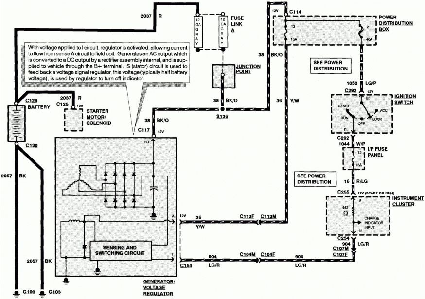 16 2000 Lincoln Town Car Wiring Diagram Car Diagram In 2020