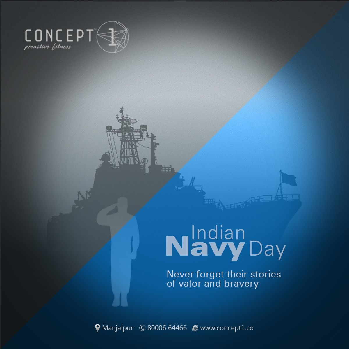 Never Forget Their Stories Of Valor And Bravery Navy Day Of India Concept1 Proactive Fitness Concept1 Gym Hammer Navy Day Indian Navy Day Navratri Wishes