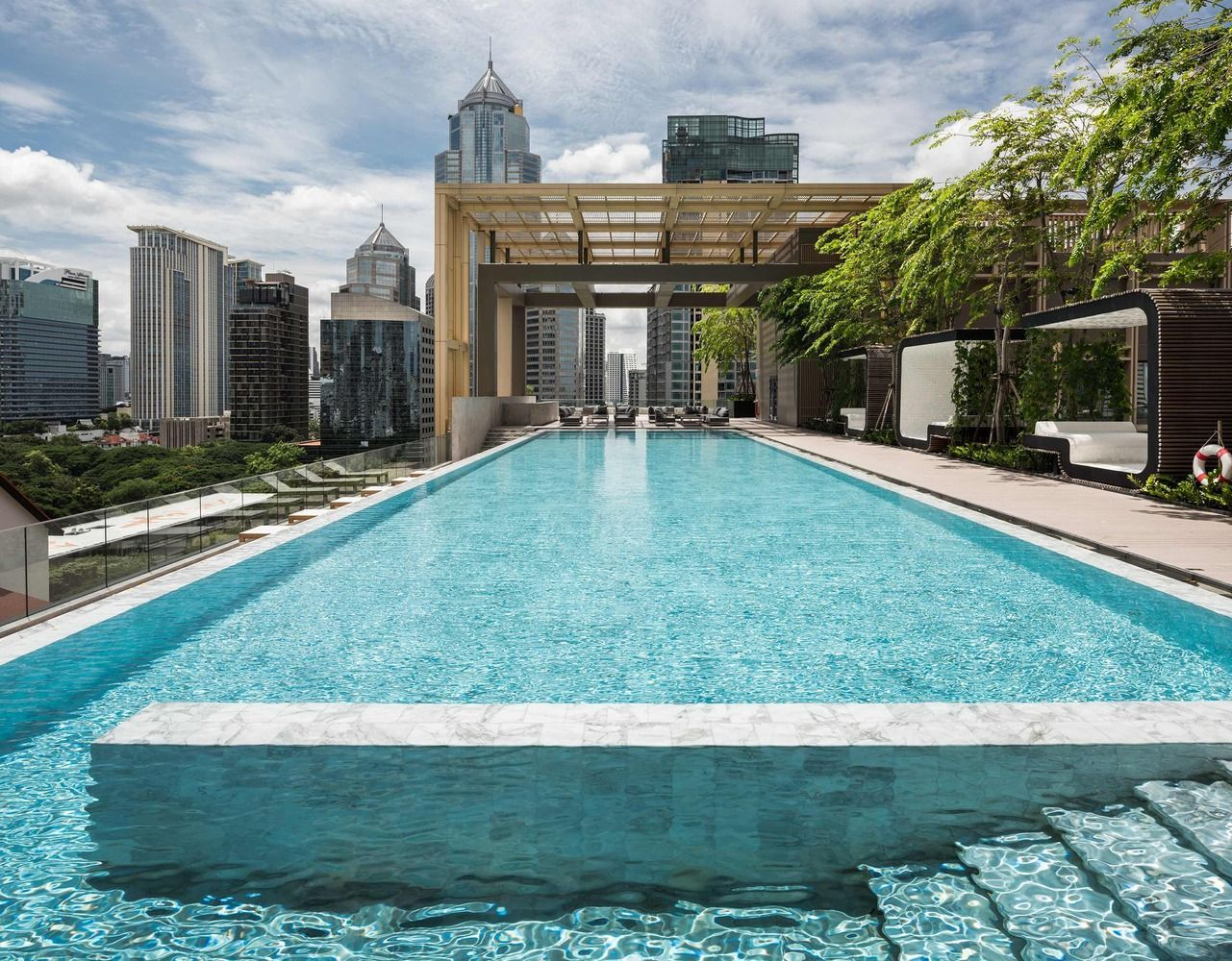 Infinity Pool New York Hotel Apartment Pool Urban Hotels