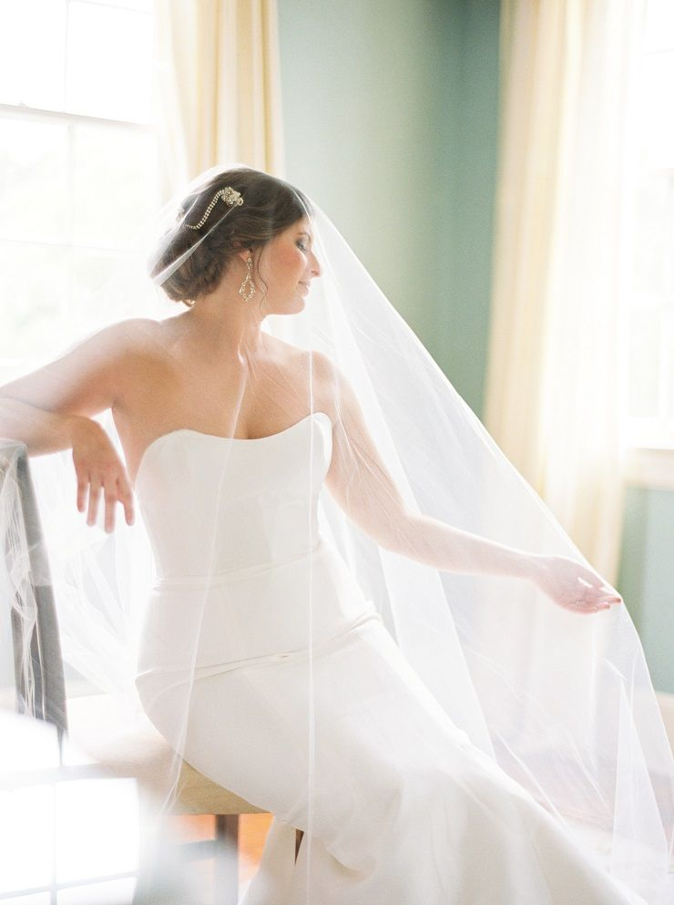 Bridal portrait | Wedding photo idea | fabmood.com