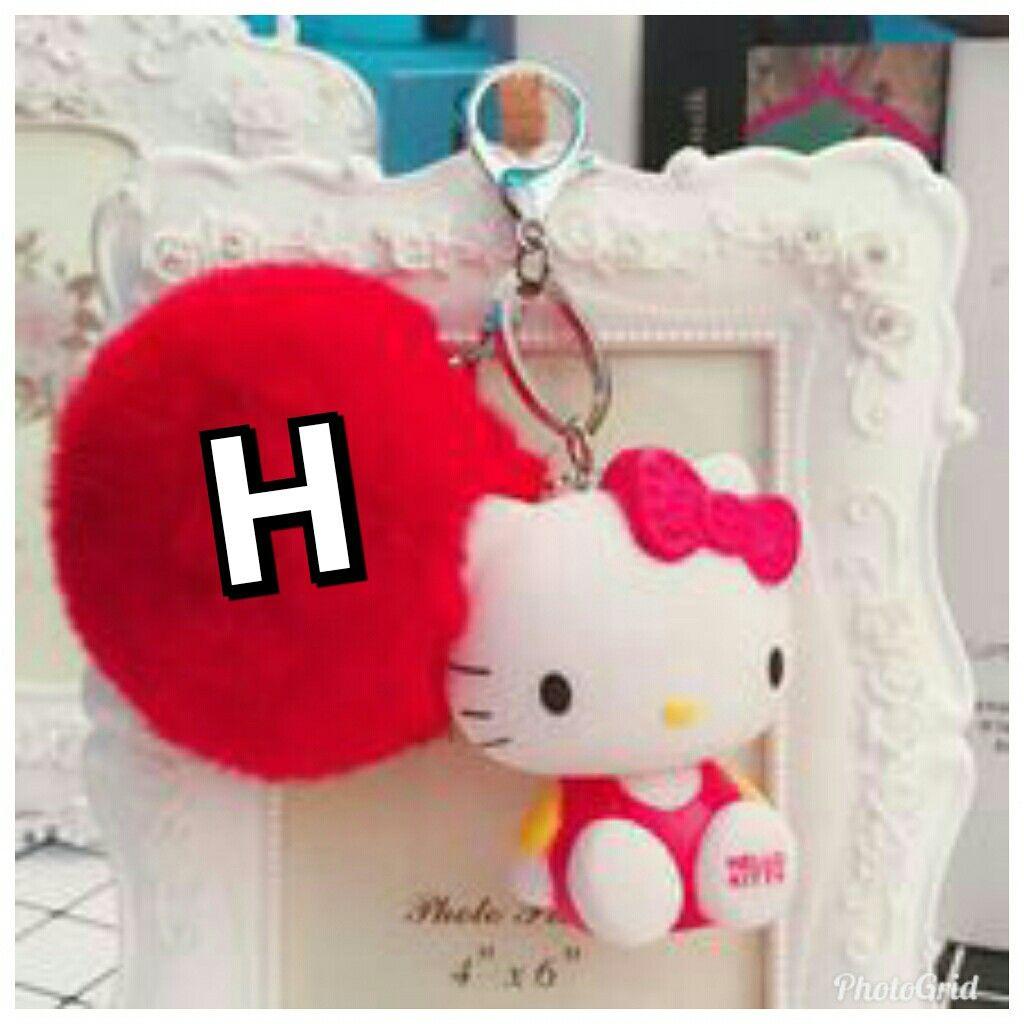 Pin By Ebtesam Saad On حروف Hello Kitty Keychain Hello Kitty Photos Hello Kitty