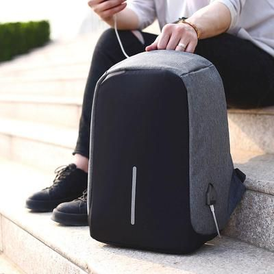 Inspire Uplift City Travel Backpack Gray City Travel Backpack #electronicgadgets