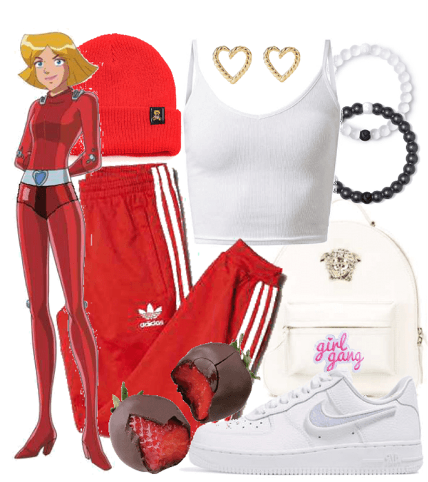 Clover Ewing (Totally Spies) Outfit ShopLook Spy