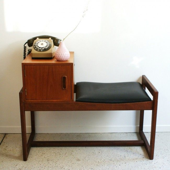 meuble t l phone 50 foyer pinterest meuble telephone t l phone et entr e. Black Bedroom Furniture Sets. Home Design Ideas