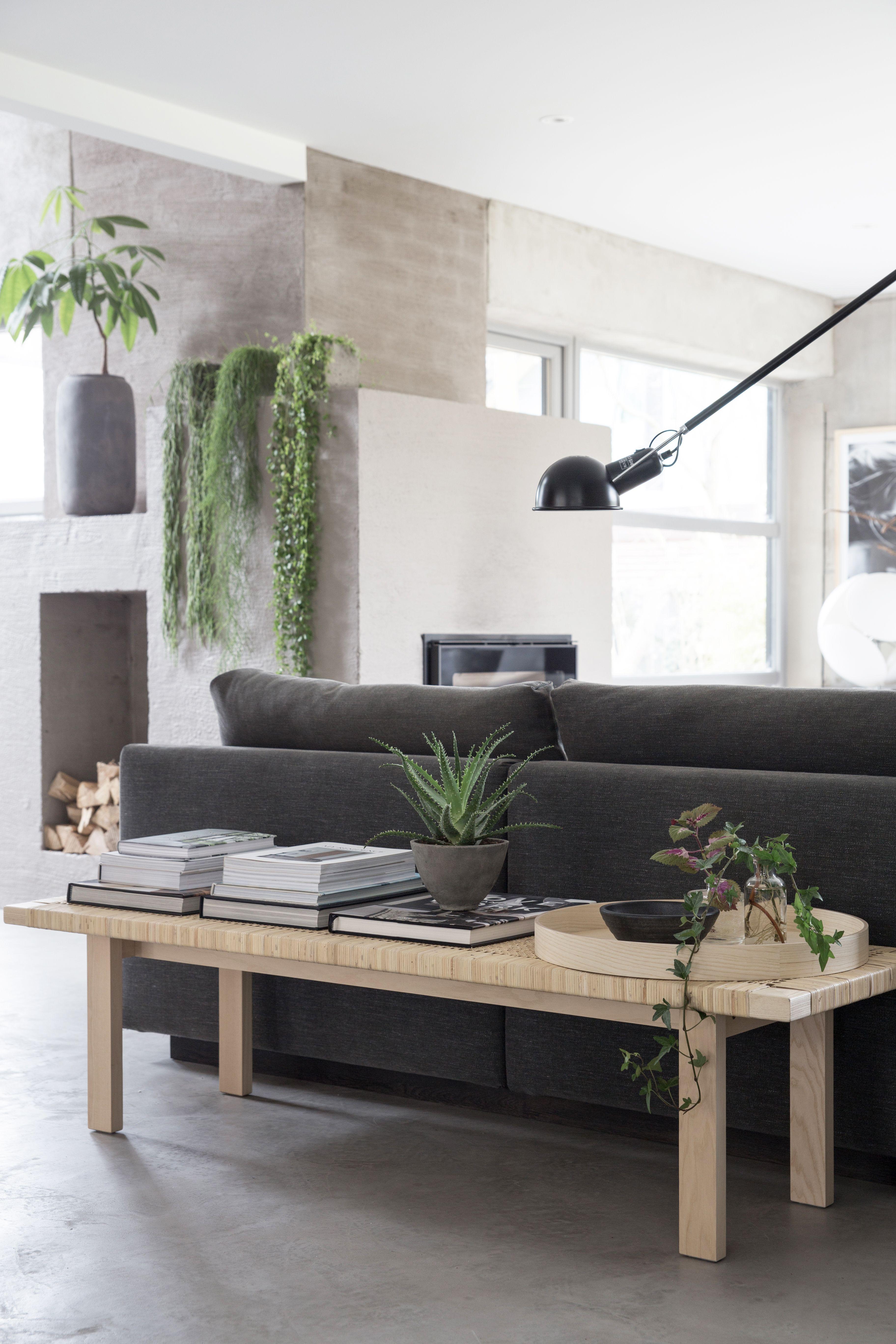 Épinglé par Meiko Earnshaw sur decoración  Déco derrière canapé