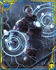 Full discharge of Havok's energy reservoir is comparable to the explosion of an…